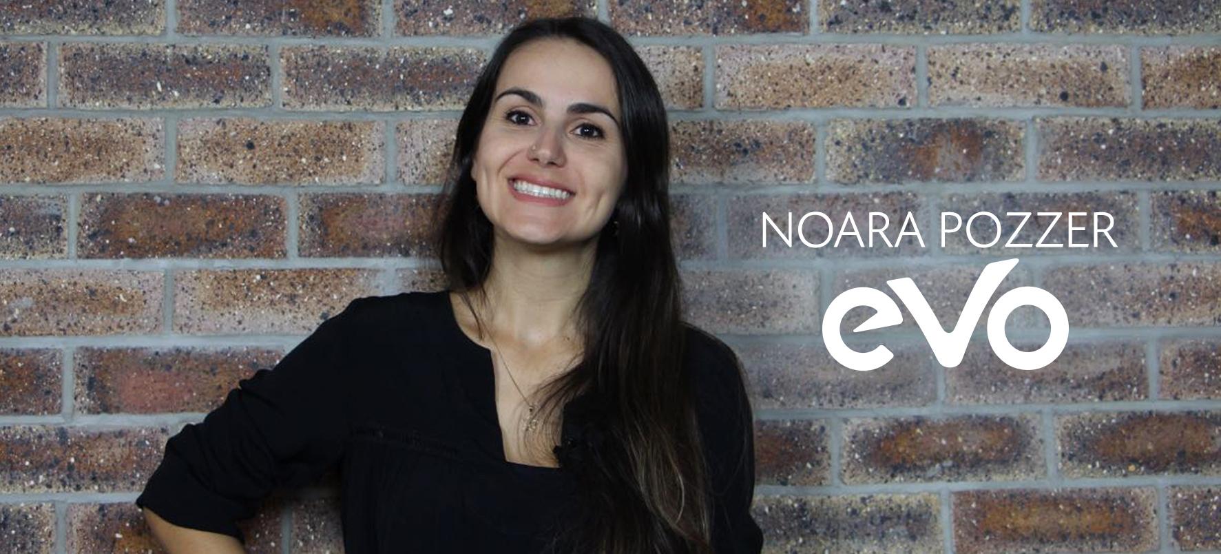 Noara é a líder de negociação EVO